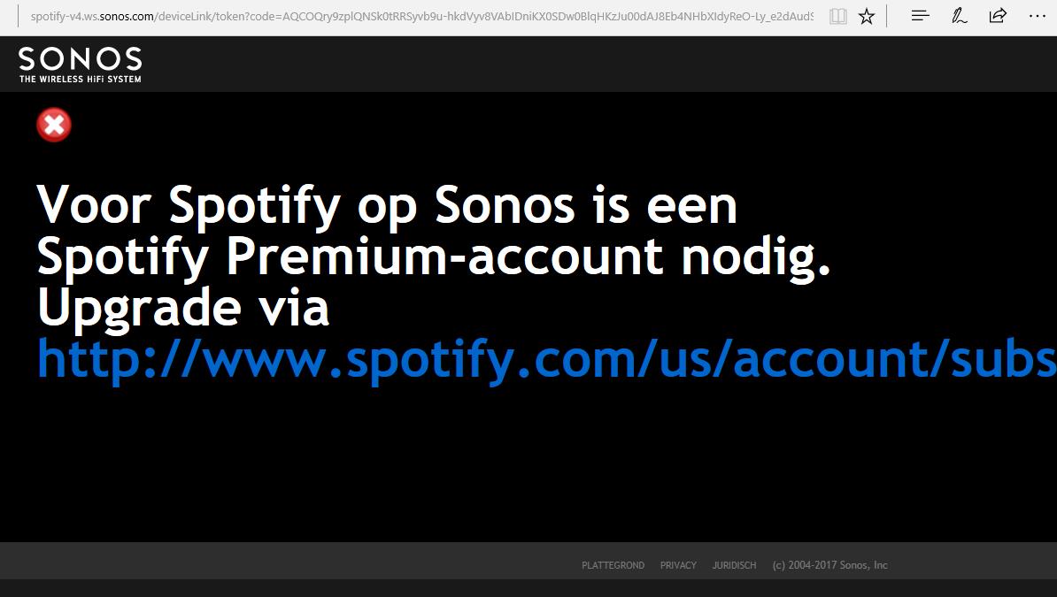 Use Spotify via Sonos (PC)   Sonos Community