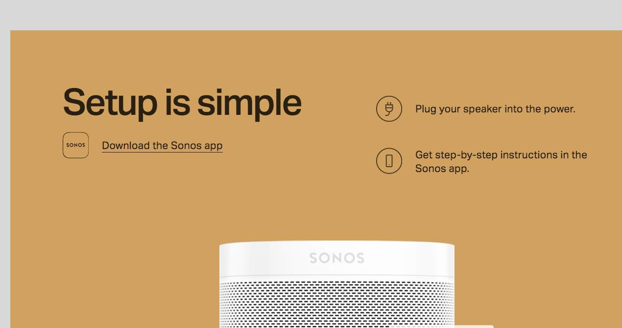 App won't download | Sonos Community