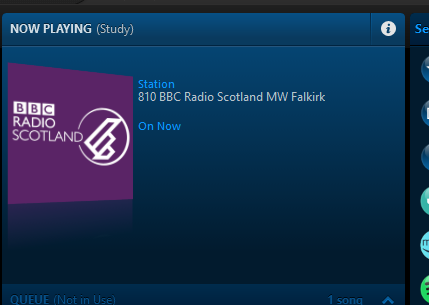 BBC Radio Scotland MW from Tune In Worldwide Rights Issue