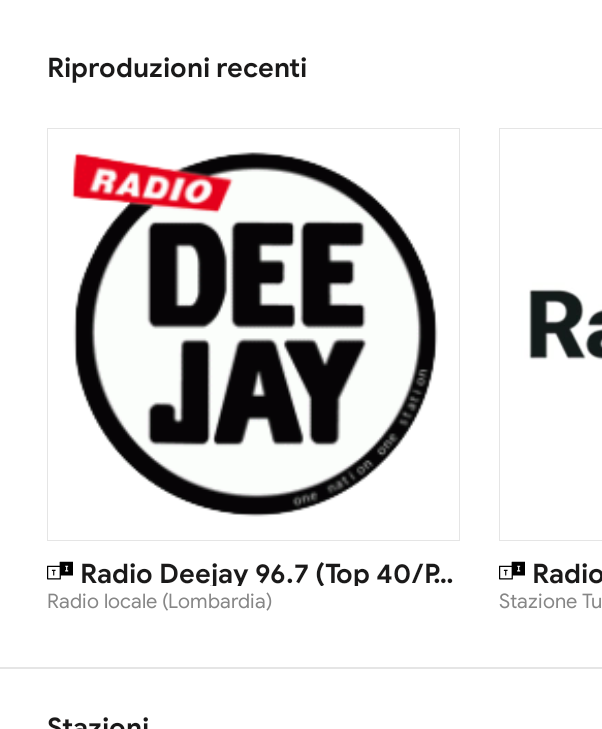 Unable to play ONLY radio deejay | Sonos Community
