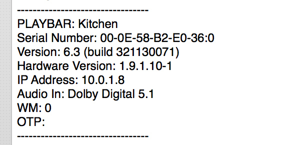 4K/UHD bluray players that decode DTS to Dolby? | Sonos Community