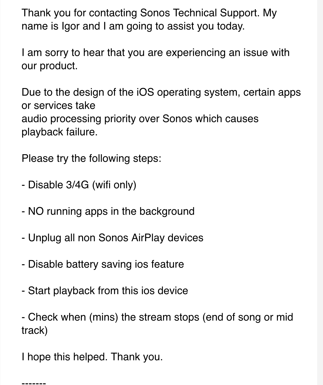 Issues with sonos skipping songs | Sonos Community