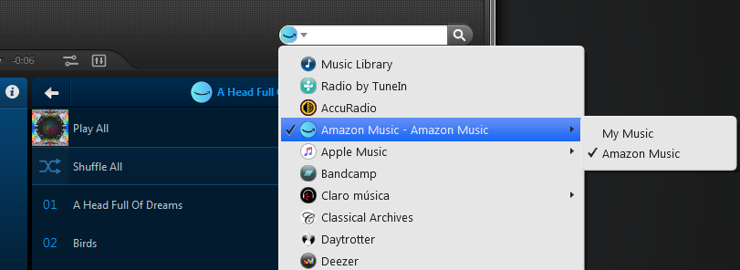Amazon Music Enhancements are here - Search Improvements and New