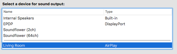 Sonos works fine over AirPlay from iPhone and iPad     but not on