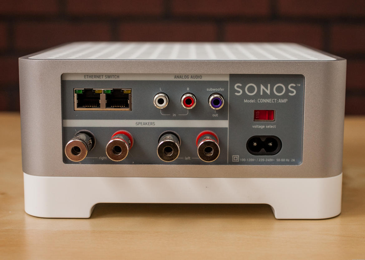 Can you hook up sonos to your tv