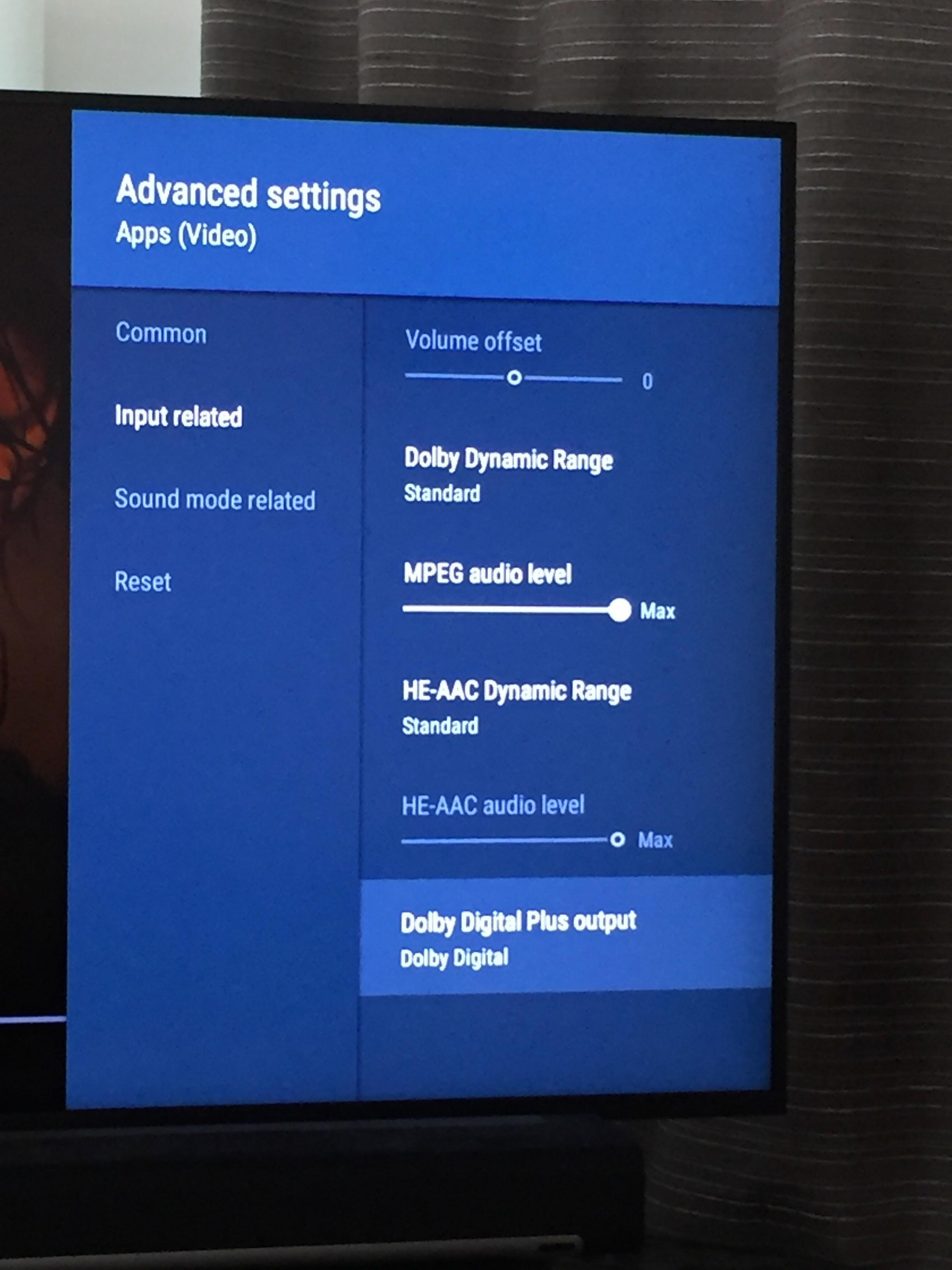 Playbar and Netflix audio 5 1 no longer working, silent