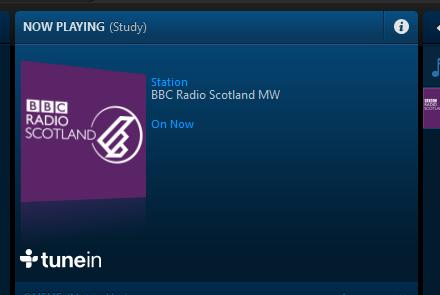 BBC Radio Scotland MW from Tune In Worldwide Rights Issue | Sonos