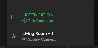 Sonos works fine over AirPlay from iPhone and iPad     but