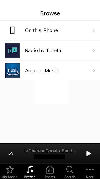 Shuffle all music | Sonos Community