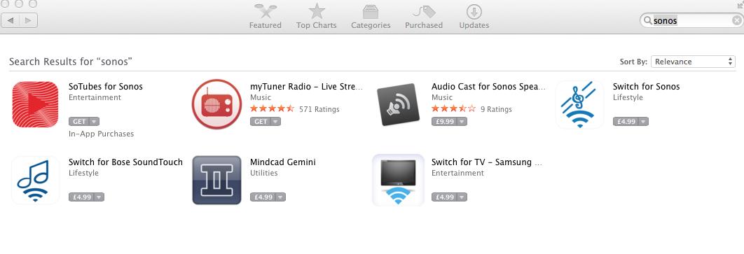 download sonos for mac computer