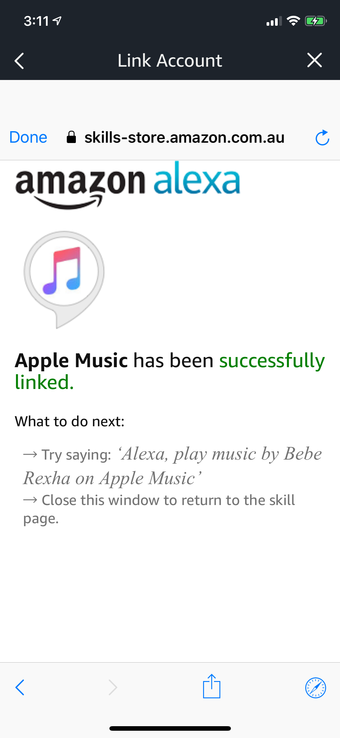 """I could not find that on Apple Music"""" - Alexa and Apple"""