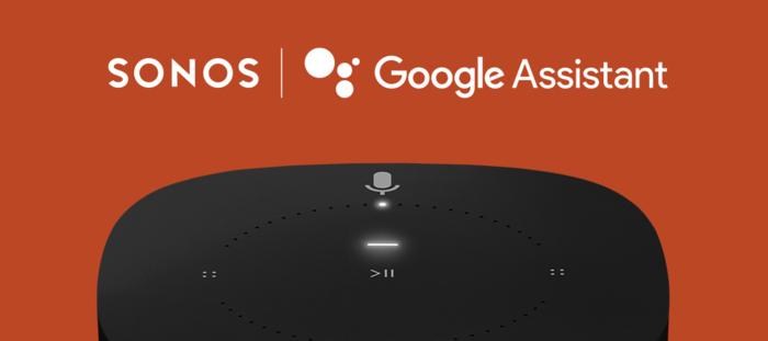 Google Assistent betreedt nieuwe landen op Sonos.