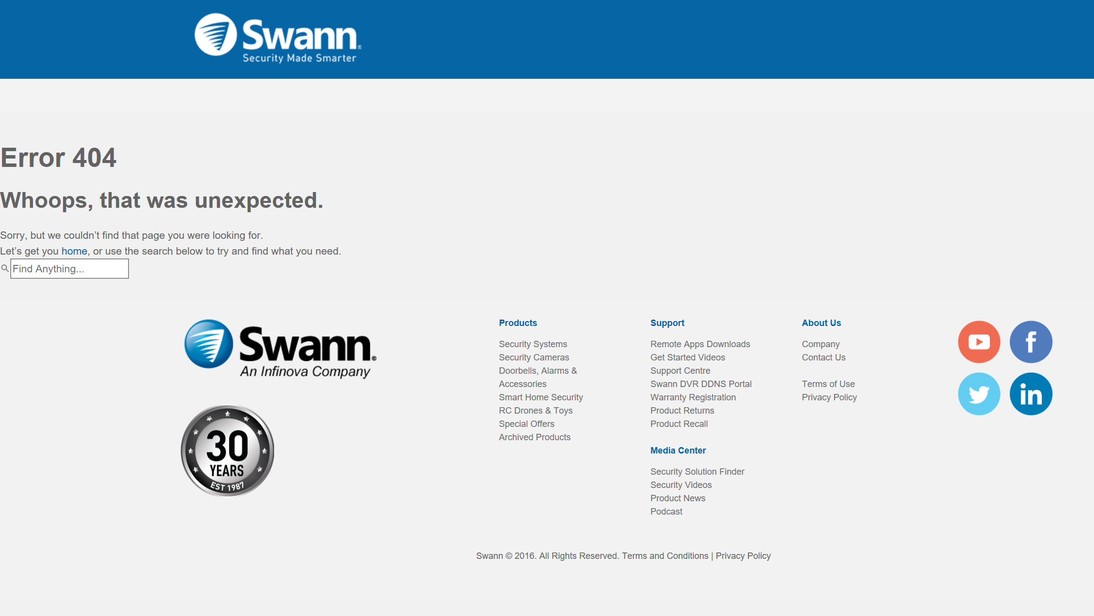 swannview link will not download on my windows 10 | Swann