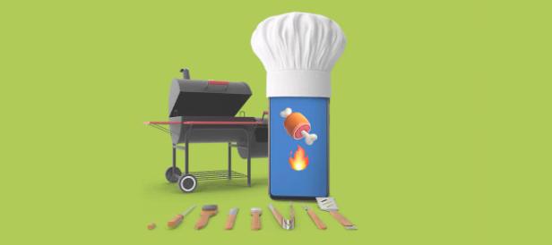 BBQ apps voor de echte grillmasters!