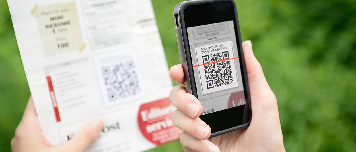 Barcode scanning with your camera
