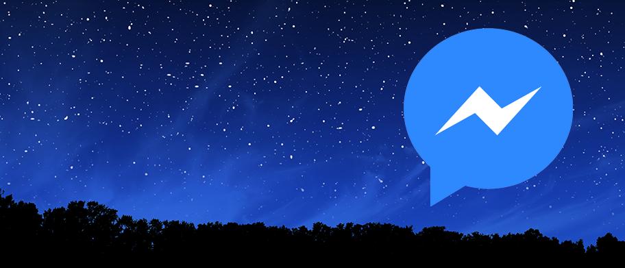 Nattläge i Messenger