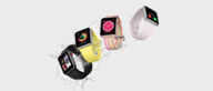 Apple Watch Series 3 och 4 (GPS + Cellular)