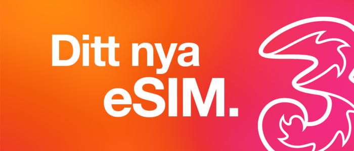 eSIM till iPhone är här!