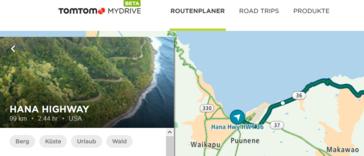 Neuer MyDrive Routenplaner in Betaversion verfügbar!