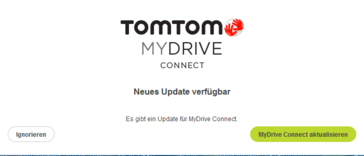 Neue MyDrive Connect Version für WIN  Vers.4.2.3.3625 und MAC 4.2.3.3628