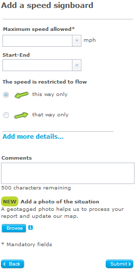 FAQ How can I report map errors TomTom Forum and Community