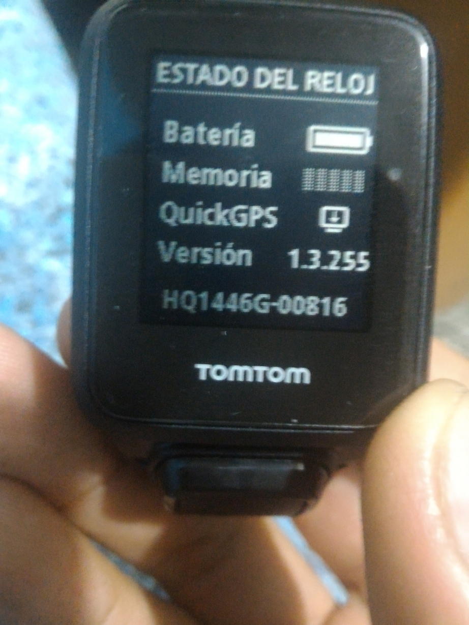 quickgpsfix tomtom one