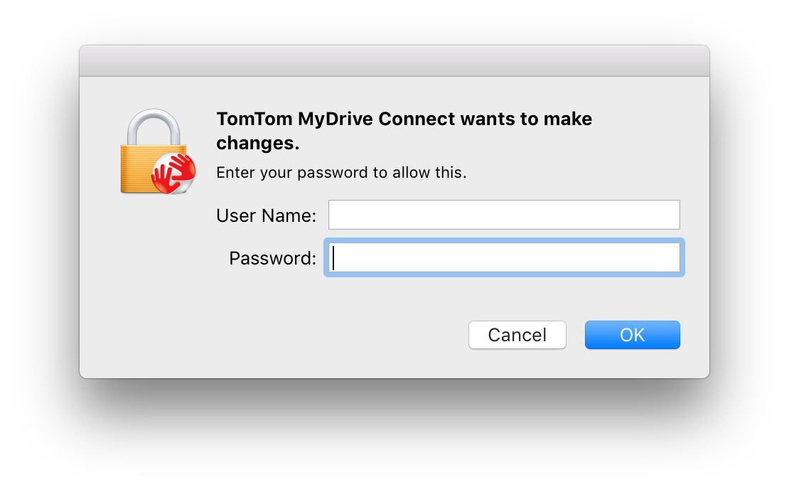 how to find my administrator name and password on mac