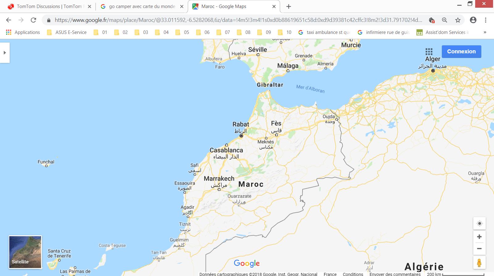 Carte Western Europe Tomtom Go 720.Telecharger Gratuit Carte Maroc Gps Tomtom Go 720 My First