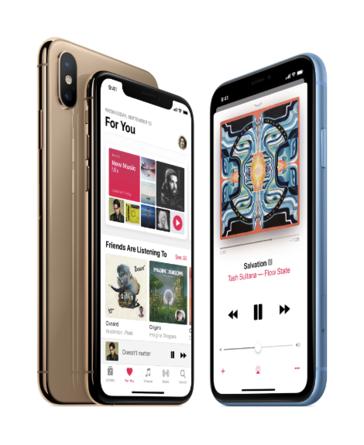 Apple Music - de eerste 3 maanden gratis
