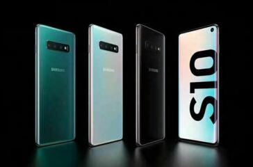 De nieuwe Samsung S10, S10+ en S10e zijn er!