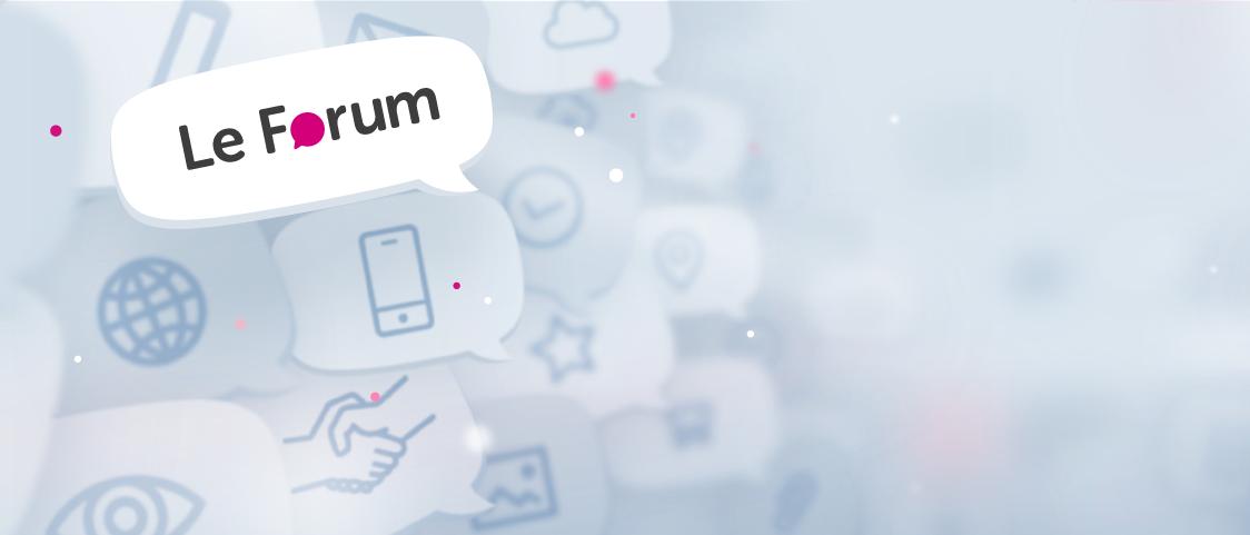 Les nouveautés du Forum VOO